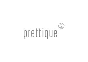 Abbildung des Prettique Logos
