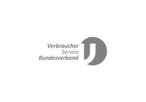 Abbildung des VerbraucherService Bundesverband Logos