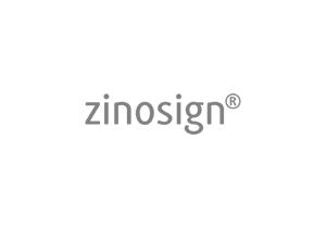 Abbildung des Zinosign Logos