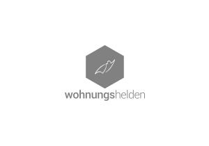 Abbildung des Wohnungshelden Logos